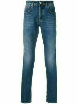 Haikure slim-fit jeans - Blue