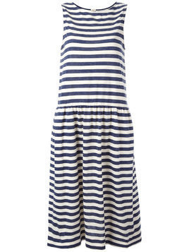 Chinti & Parker Breton stripe dress - Blue