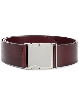 Orciani work buckle belt - Brown