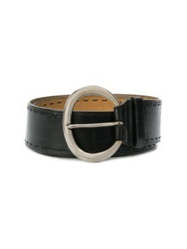 Prada Vintage classic buckled belt - Black