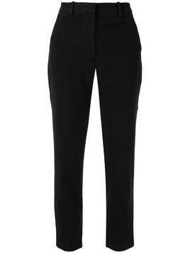 Aspesi slim fit trousers - Black