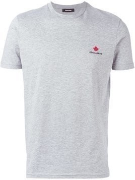 Dsquared2 slim fit T-shirt - Grey