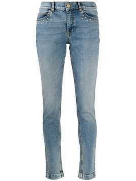 Escada Sport faded skinny jeans - Blue