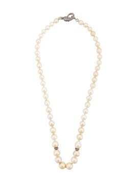 Loree Rodkin graduated pearl necklace - White