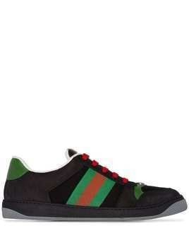 Gucci Screener low-top sneakers - Black