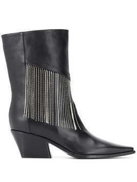 Le Silla IVONNE BOOT - Black