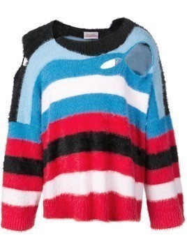 Charles Jeffrey Loverboy Wild Things sweater - Blue
