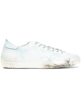 Golden Goose Deluxe Brand - Superstar sneakers - Herren - Leather/rubber/Cotton - 40 - White