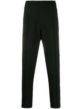 John Varvatos welt detail track pants - Black