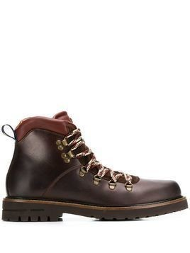 Brimarts lace-up boots - Brown