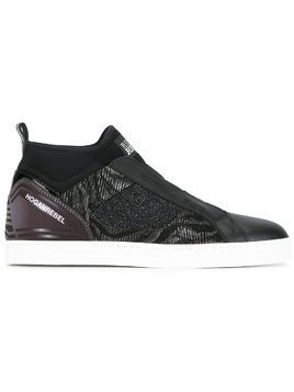 Hogan Rebel slip-on sneakers - Black