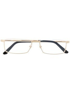 Cartier square shaped glasses - Gold