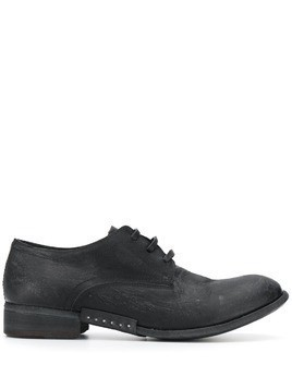 Artselab plain lace-up shoes - Neutrals