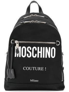 Moschino 'Moschino Couture!' backpack - Black
