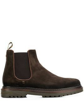 Brimarts slip-on ankle boots - Brown