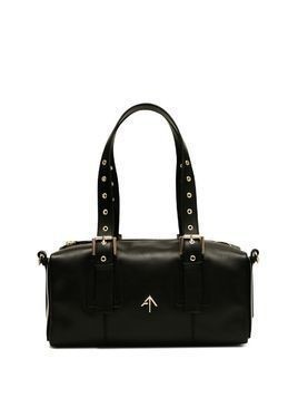 Manu Atelier Tetra shoulder bag - Black