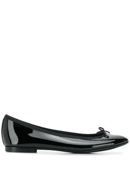 Repetto lili patent leather ballerinas - Black