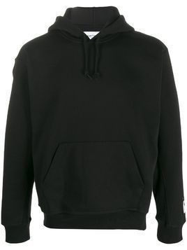 Carhartt WIP x Pop Trading Co logo hoodie - Black