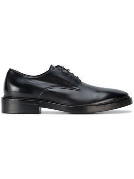 Balenciaga Classic derby shoes - Black
