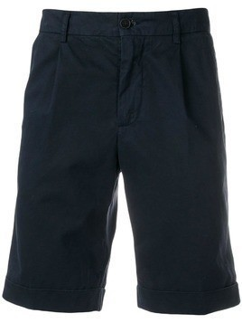 Aspesi chino shorts - Blue