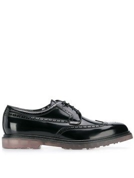 Paul Smith Crispin lace-up brogues - Black
