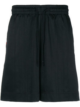 Adidas Originals By Alexander Wang AW Soccer shorts - Black