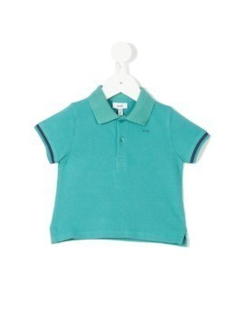 Knot piquet polo shirt - Green