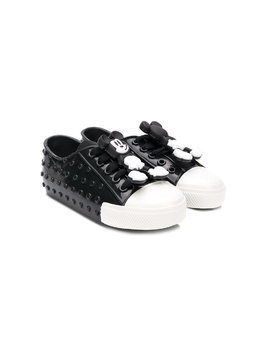 Mini Melissa mickey mouse sneakers - Black