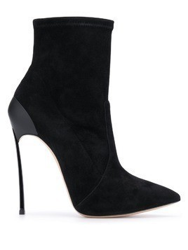 Casadei high ankle boots - Black
