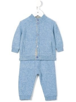Cashmirino two piece pyjamas - Blue