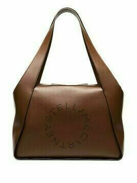 Stella McCartney Hobo shoulder bag - Brown