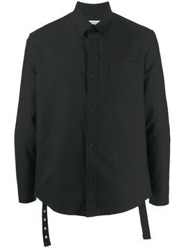 Craig Green hanging tabs shirt - Black