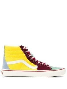 Vans Sk8-Hi high top sneakers - Yellow