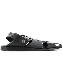 Damir Doma X Officine Creative Freki gladiator sandals - Black