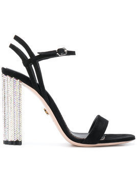 Le Silla ankle strap sandals - Black