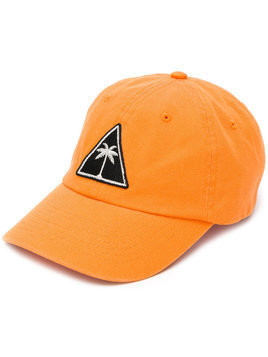 Palm Angels palm patch cap - Yellow & Orange