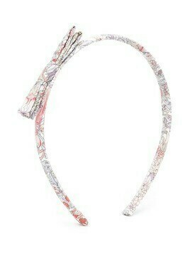Bonpoint floral hair band - PINK
