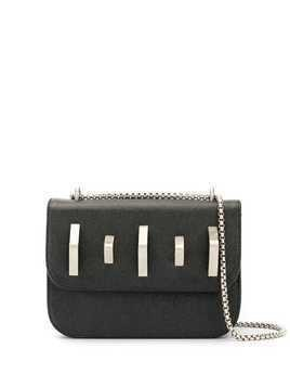 Rula Galayini studded mini bag - Black