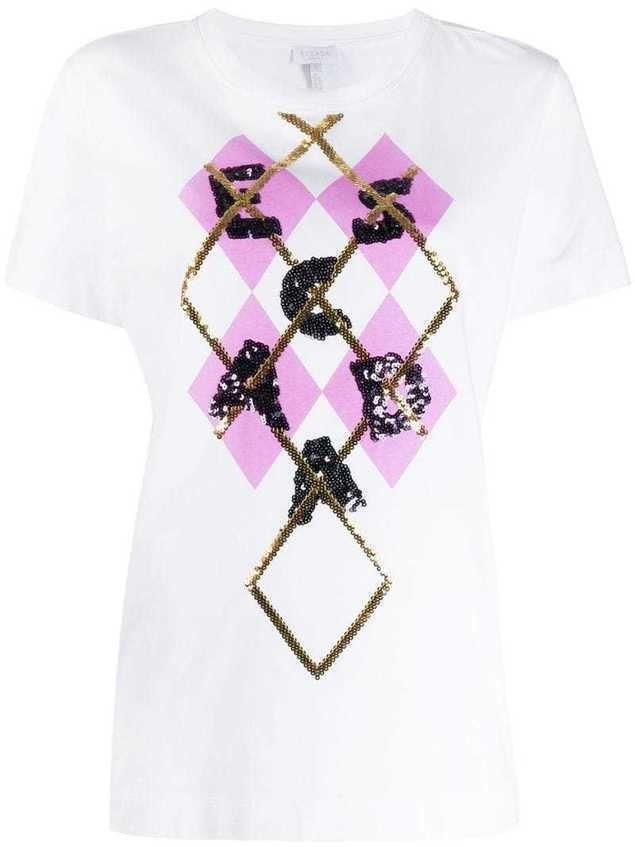 Escada Sport branded T-shirt - White
