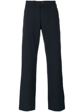 Armani Jeans classic trousers - Blue