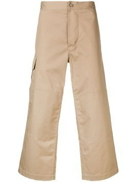Jacquemus wide-leg trousers - Neutrals