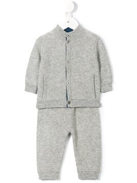 Cashmirino two piece pyjamas - Grey
