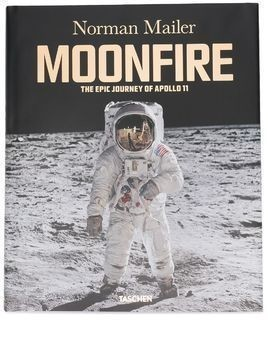 TASCHEN Moonfire The Epic Journey Of Apollo 11 book - Grey