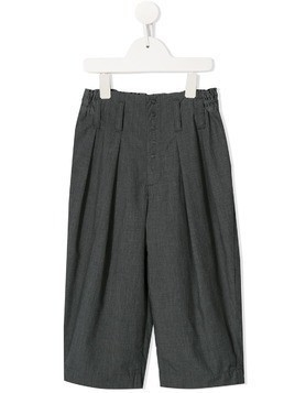 Fith wide leg trousers - Grey