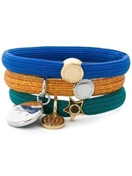 Marc Jacobs sporty pony bracelet set - Green