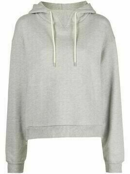 John Elliott Villain cotton hoodie - Grey