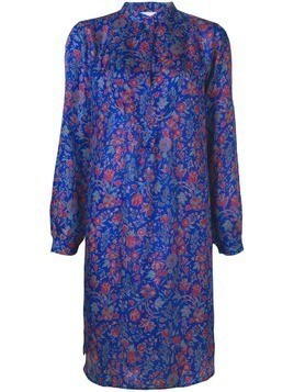 Antik Batik Silky dress - Blue