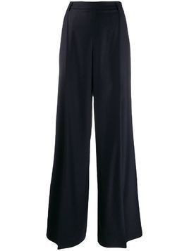 Fabiana Filippi wide-leg trousers - Blue