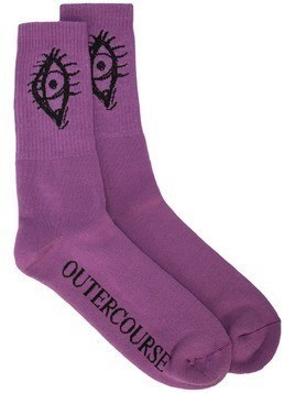 Barbara Bologna Outercourse BB socks - Purple