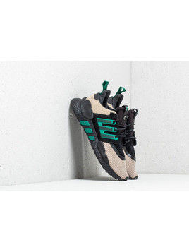 adidas EQT 91/18 Packer Core Black/ Sub Green/ Blacar